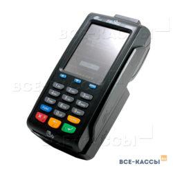 мобильный пост терминал IRAS 900 K