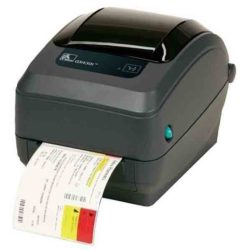 Термотрансферный принтер штрих-кода Zebra GX430t