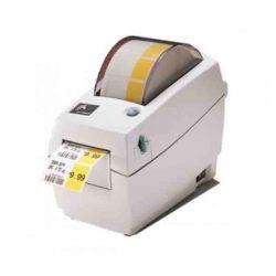настольный термотрансферный принтер этикеток и чеков Zebra TLP 2824S Plus