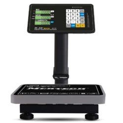 M-ER 333 ACPU LCD Весы напольные